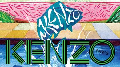 Kenzo - It-Wear straight from Paris!