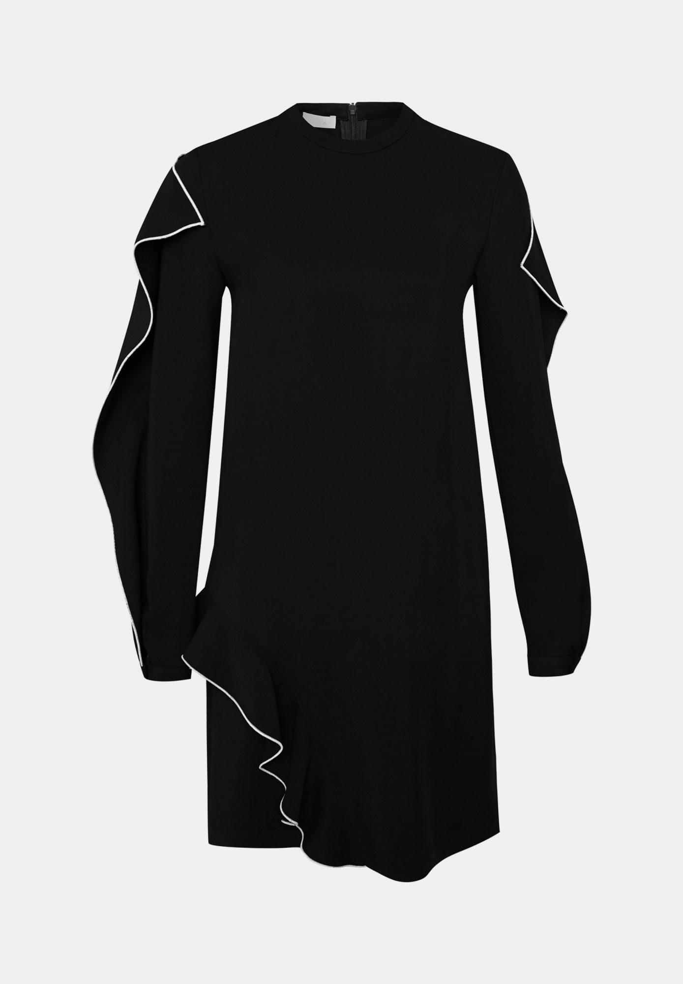 lalaberlin_prefall17_dressminacrepe_black